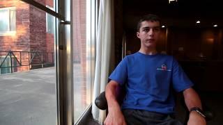 Dylan Zakrajsek, 2017 Montana Cross Camp Interview