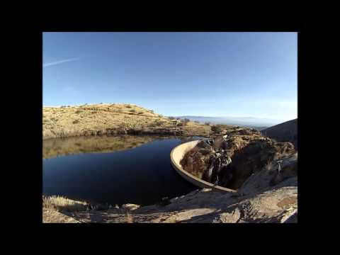 Frye Mesa Resevoir - January 2016 - AZPF