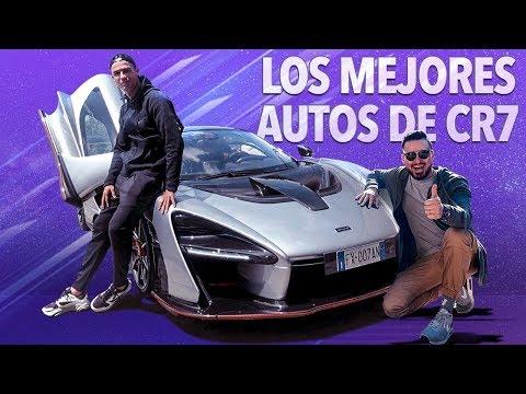 TOP: Los MEJORES AUTOS De CRISTIANO Ft. SALOMUNDO