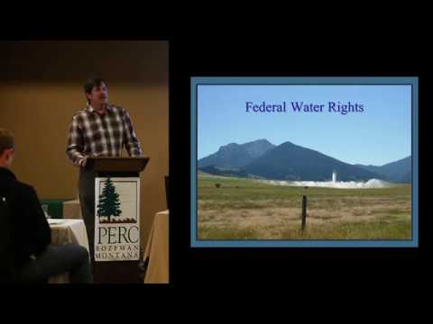 Reallocating Property Rights to Water for Environmental Flows