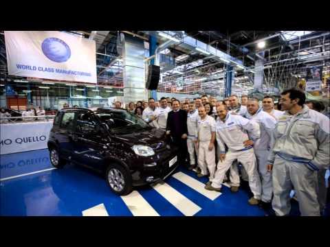 Nasce FCA Fiat Chrysler Automobiles - Sede in Olanda