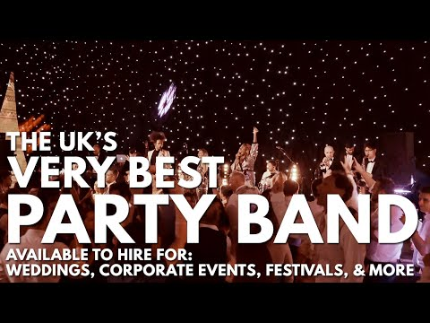 UK Wedding Band | Corporate Party Band | Live Performance | Weddings Festivals Events Bands London