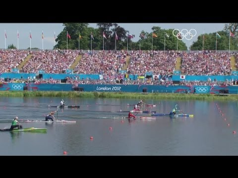 Men's Canoe Sprint Single 200m - Semi-Final | London 2012 Olympics