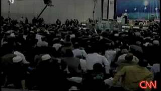 Khilafat Jalsa...27th May,2008.....clip on CNN