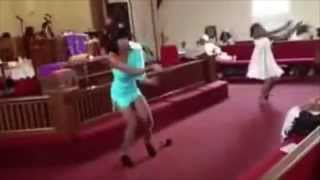 Gross! EROTIC & SENSUAL Dance IN CHURCH!! Corruption at the Altar
