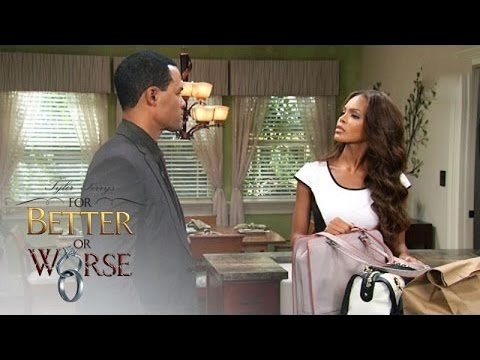 Joseph Shocks Leslie with a Special Request | Tyler Perry's For Better or Worse | Oprah Winfrey Show
