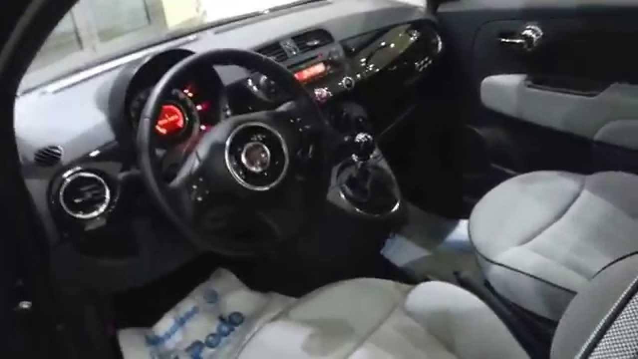 Fiat 500 1 2i 69cv Lounge Ottobre 2012 Usata Aziendale Semestrale