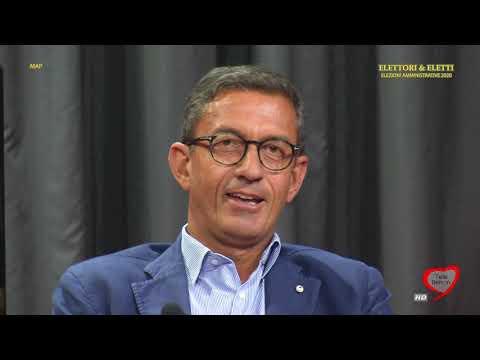 Elettori & Eletti 2020: Amedeo Bottaro, sindaco di Trani