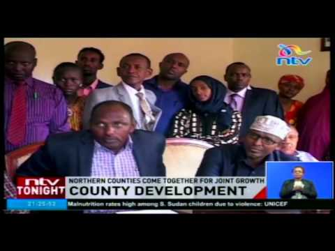 Northern Counties join forces for social economic development