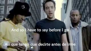 Download HOOBASTANK - THE REASON /SUBTITULADO (INGLES/ESPAÑOL)