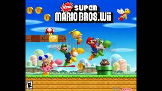 New Super Mario Bros Wii Top 10 Music