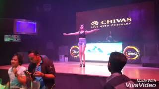Fdj Lina Fara Wee-Exotica feat MC Putri Natasya-Exotica at 360 Club Surabaya(Two)