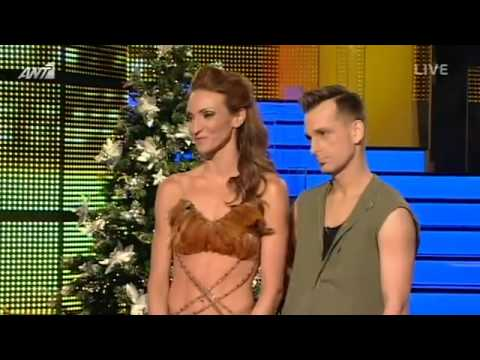 Dancing With The Stars 5 - LIVE 11 - Κυριακή 4/1/2015