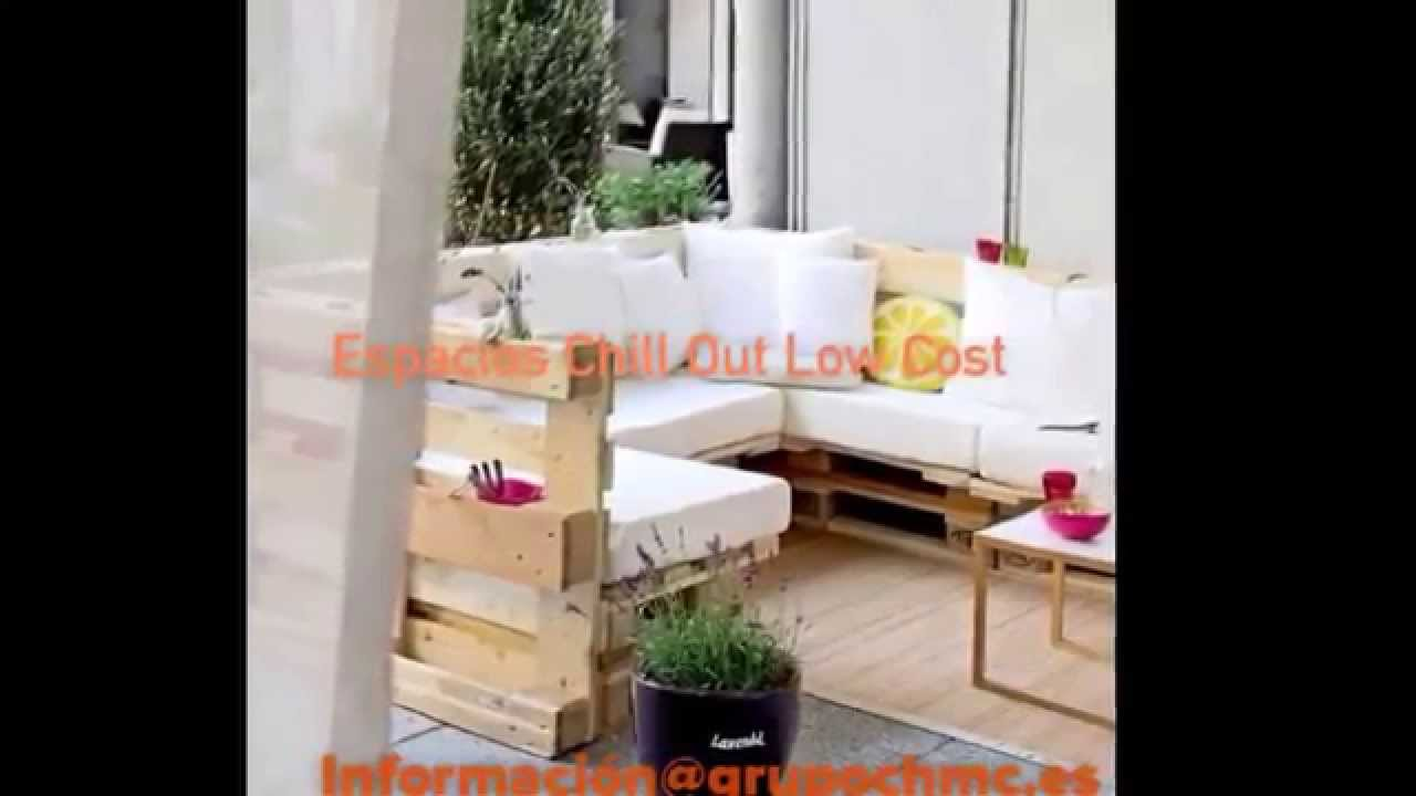 ESPACIOS CHILL OUT LOW COST - YouTube