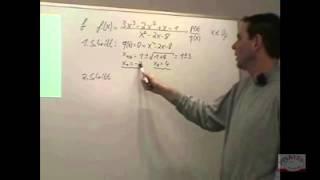 11025 - Stetigkeit von Funktionen - Anwendungsbeispiel Polstelle/ Lücke