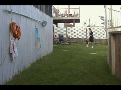How To Throw Wiffle Ball Pitch: The Drop