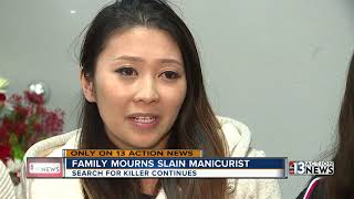 Family of Las Vegas nail tech killed by customer speaking out