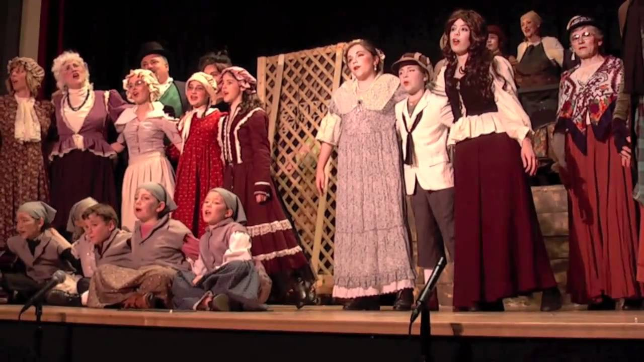 The Musical Adventures Of Oliver Twist Finale Malta Ny Youtube