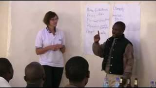 Farmer to Farmer Business Training in Tanzania