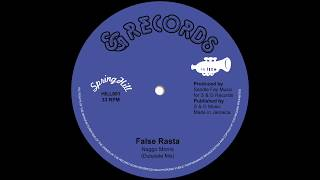 Naggo Morris - False Rasta // HILL 001