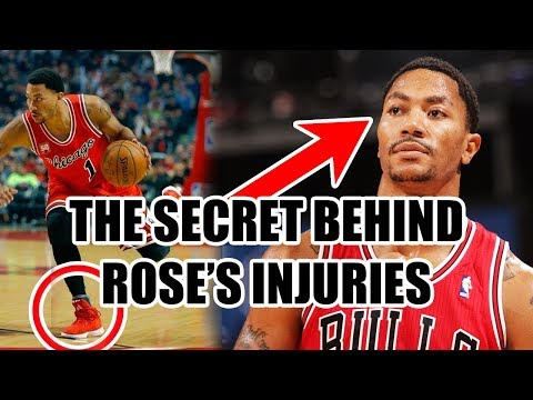Why Derrick Rose Keeps INJURING His Knees In The NBA