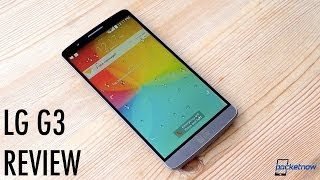 LG G3 Review: More Than Just A Pretty Screen | Pocketnow