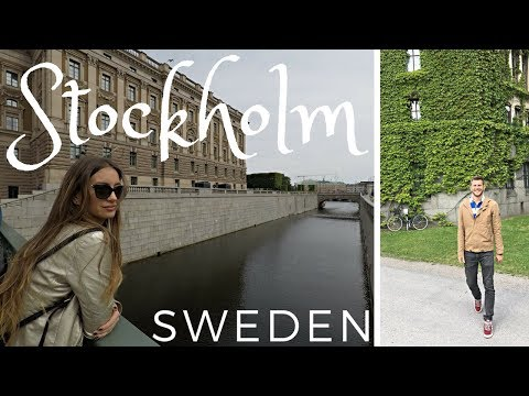 Travel Vlog: Stockholm | Sweden | City Break | Things to do | Must see | Tips