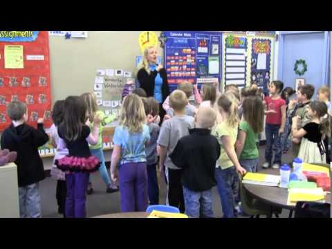 Classrooms that Move:  Highland Acres Elementary School Kindergarten