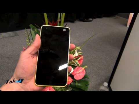 ZTE Grand S LTE Hands On   Deutsch