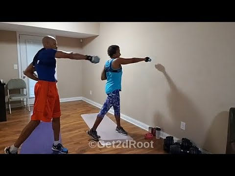 """Get2dRoot HIIT LIVE Workout Vol. 20 """"Body Confusion"""""""