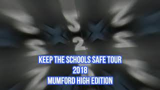 "Hosting ""Keep The School Safe Tour"""
