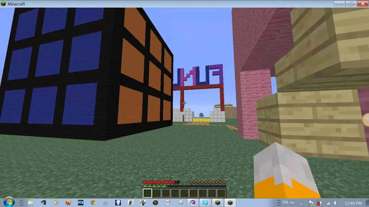 Lovely world download xbox download xbox 360 stampys lovely world map stampylongnose gumiabroncs Images