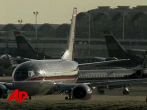 US Airways Pilots: Pressured to Cut Fuel