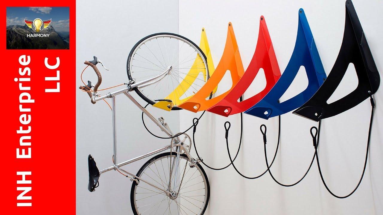 3 Cool Bike Rack Invention Ideas