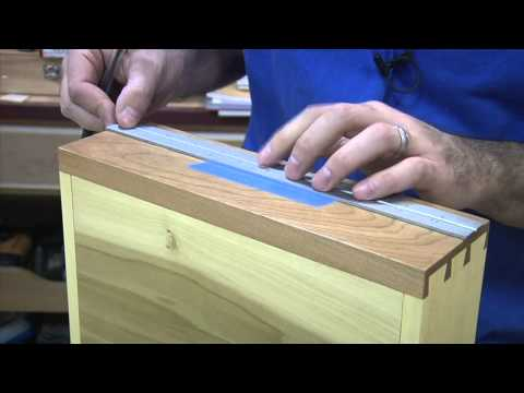 166 - How to Install a Drawer Knob