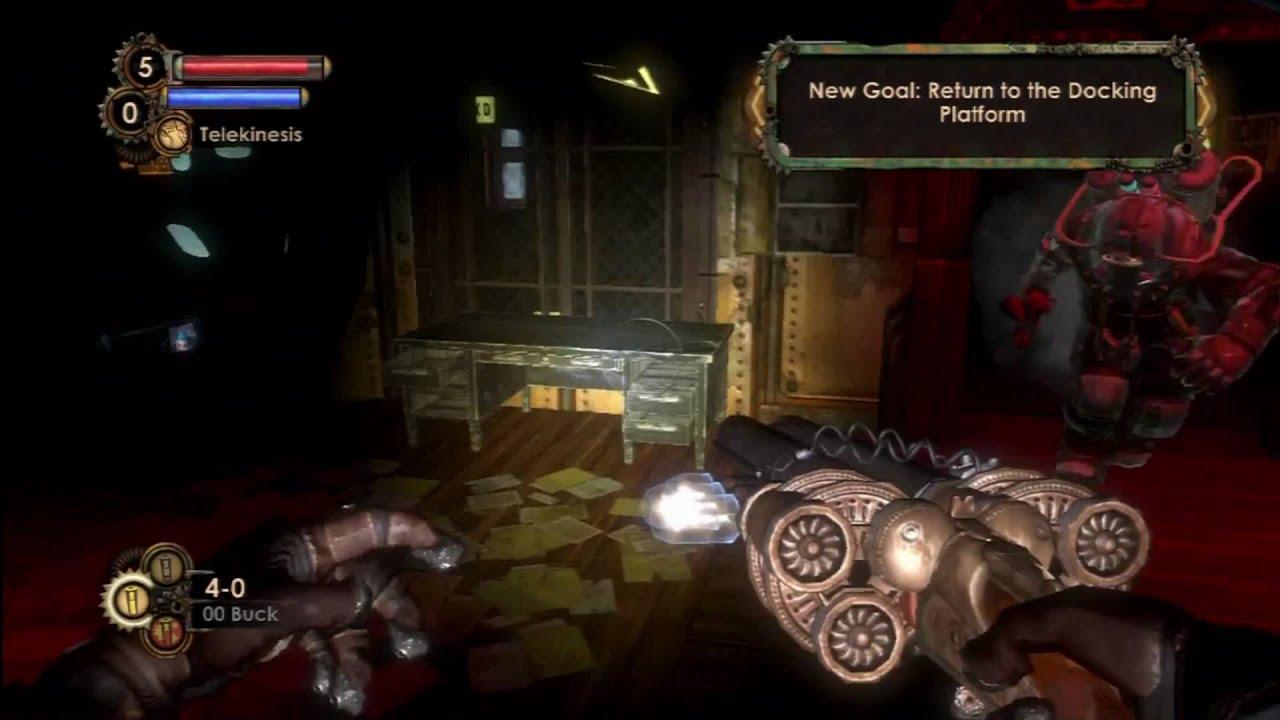 ps3 game bioshock 2