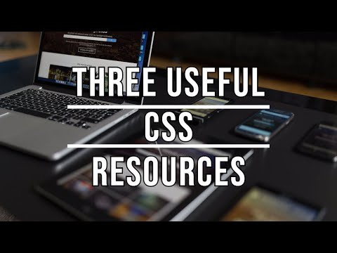 Three Useful And Free CSS Resources