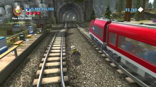LEGO City Undercover (Wii U) - Bluebell National Park: Part 2 of 4 (Collectibles Guide)