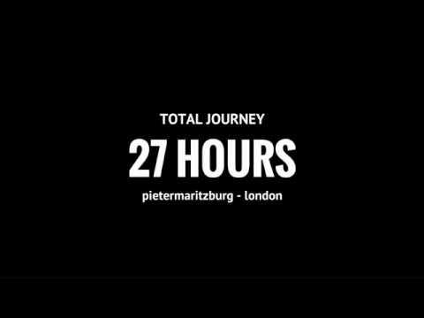 Vlog #1 Journey to London