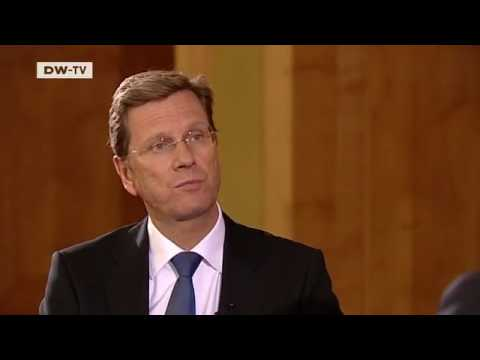 Guido Westerwelle, German Foreign Minister   Journal Reporter