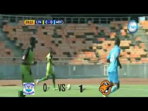 Ligi Kuu Ya Tanzania/Ndanda Sport Club Vs African Lyon Football Club 1