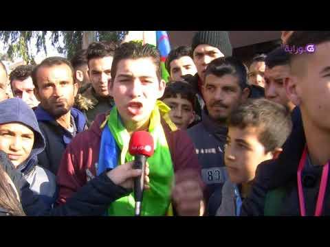 Une marche grandiose à Akbou pour la promotion de tamazight et contre la loi de finance.