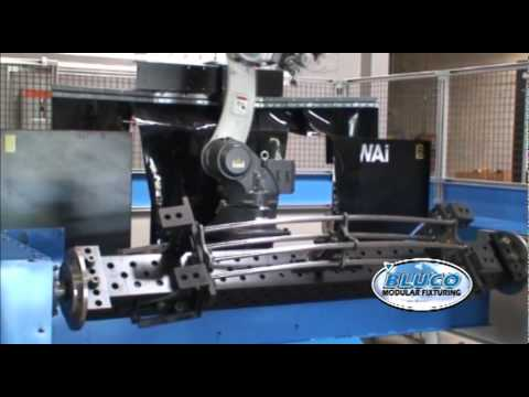 Robotic Welding Fixtures