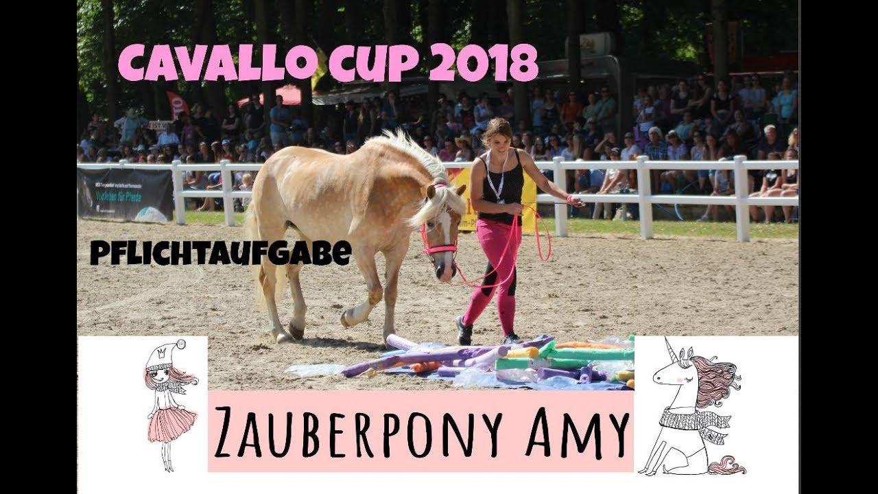 Cavallo Cup 2018 Pflichtaufgabe