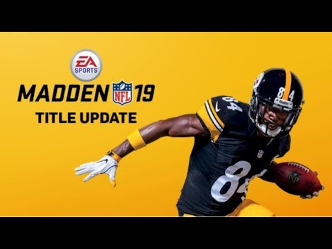 UH OH! EA RELEASES 2ND MADDEN 19 PATCH IN 2 DAYS! DONT WORRY, THIS IS WHY! MUT 19!