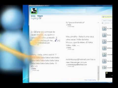 Windows Live Messenger 2010 beta (By Uchiha)