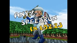 [WR] Hype: the Time Quest - Any% Speedrun in 1:52:23