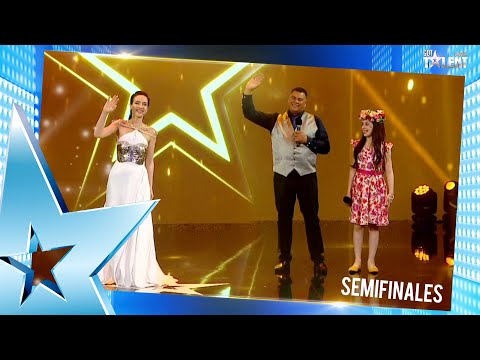 Votaciones de la Semifinal 2