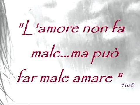 canzoni d'amore italiane con testo :