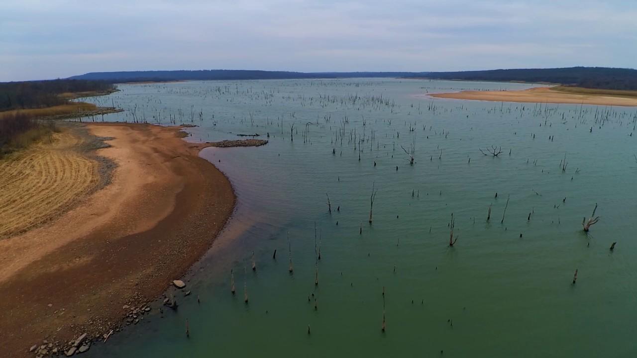 Okmulgee & Dripping Springs Lake, Okmulgee County, Oklahoma